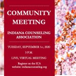 ICA Community Meeting -you are invited!